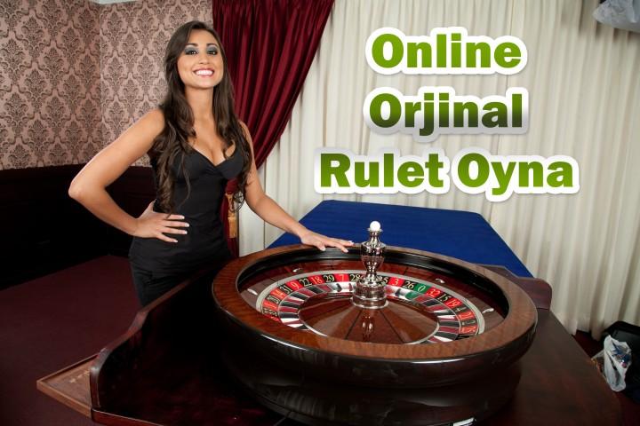 Online Orjinal Deneme Rulet Oyunları Oyna